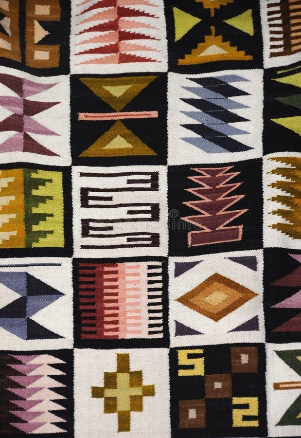 Free Peruvian Textile Detail Stock Images - 14455684