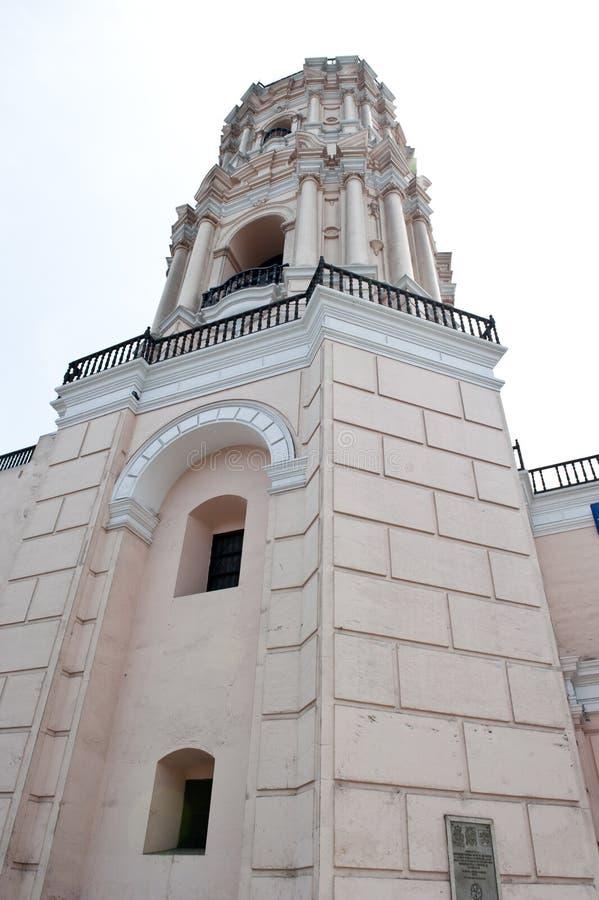 Pervuainarchitectuur stock afbeeldingen