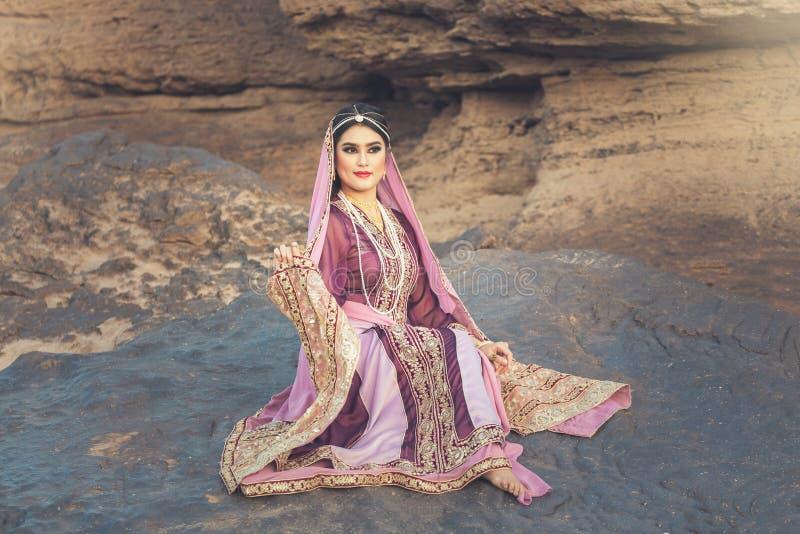 Perzische vrouw stock foto's
