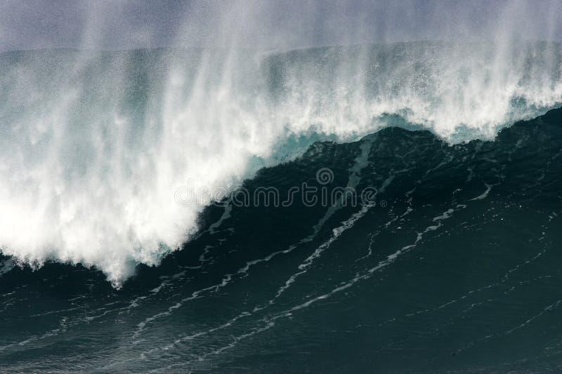 Pesadilla de las personas que practica surf fotografía de archivo libre de regalías