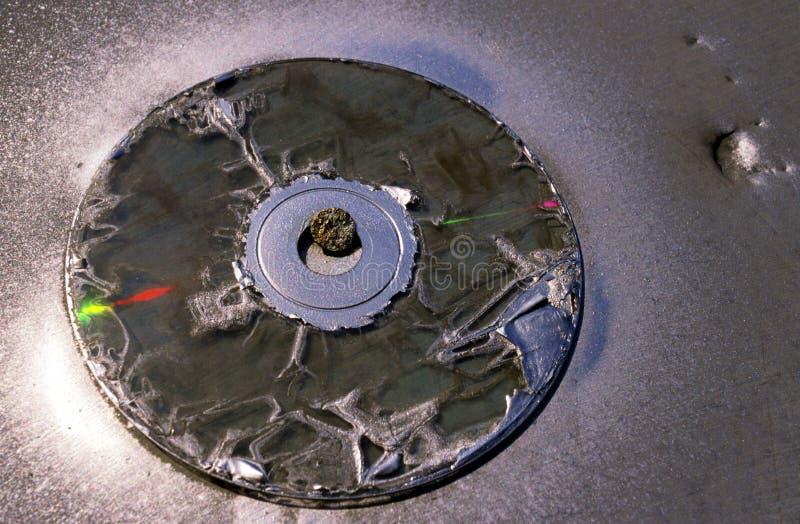 Pesadilla del almacenaje de datos imágenes de archivo libres de regalías
