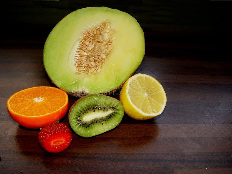 Pesado con vitamina C fotos de archivo libres de regalías