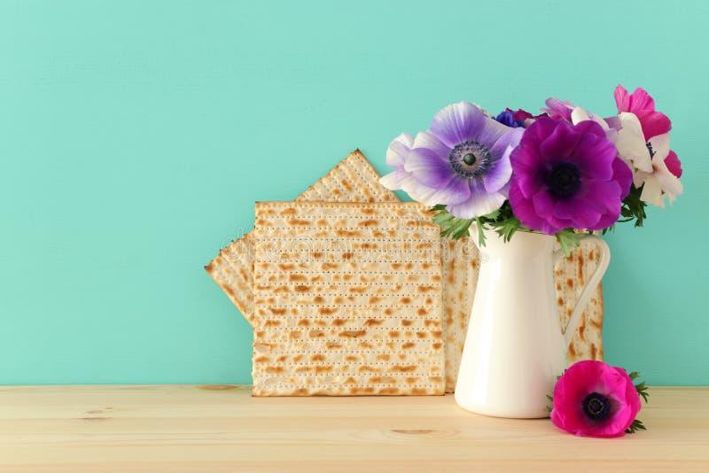 Pesah庆祝概念犹太逾越节假日 免版税库存图片