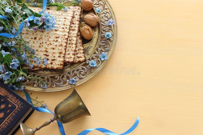 Pesah świętowania pojęcia Passover żydowski wakacje obrazy royalty free