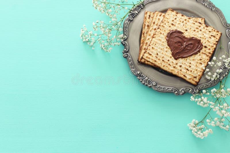 Pesah świętowania pojęcia Passover żydowski wakacje obraz royalty free