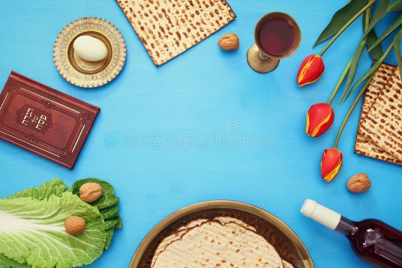 Pesah berömbegrepp & x28; judisk påskhögtidholiday& x29; arkivfoto