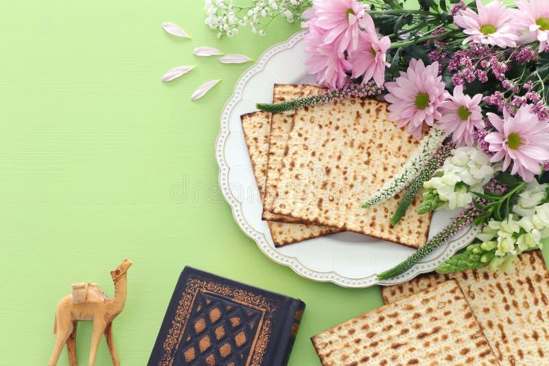 Pesah-Feierkonzept jüdischer Passahfestfeiertag lizenzfreie stockfotos