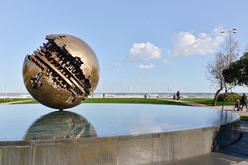 Pesaro and the Great Ball of A  Pomodoro