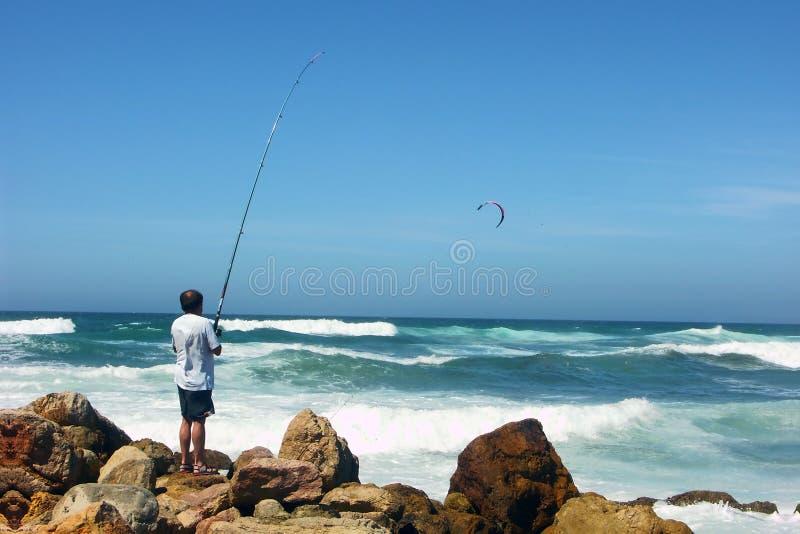 Download Pesca imagen de archivo. Imagen de manía, golfo, varón - 1286393