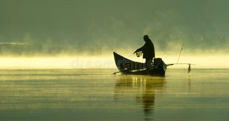 Pesca imagen de archivo libre de regalías