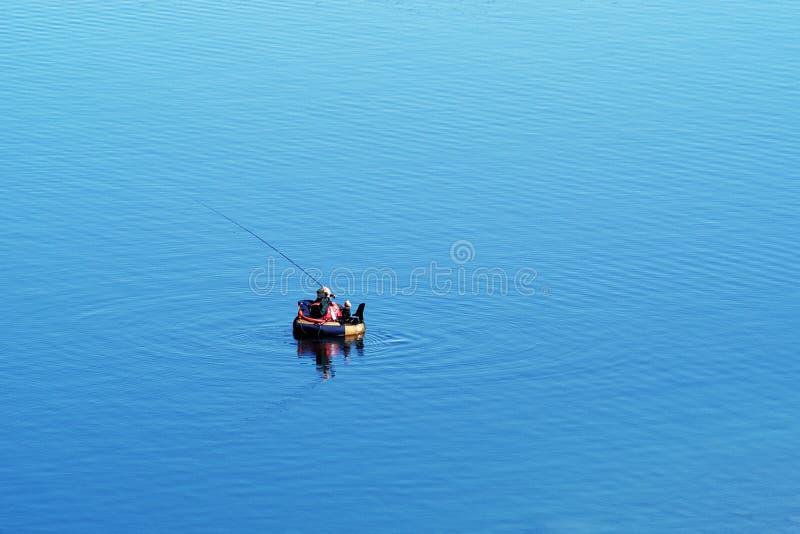 Pesca de 1 fotografía de archivo