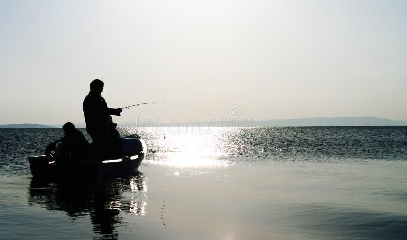 Pesca de Pike fotos de stock royalty free
