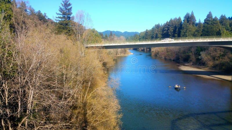 Pesca del fiume immagini stock libere da diritti
