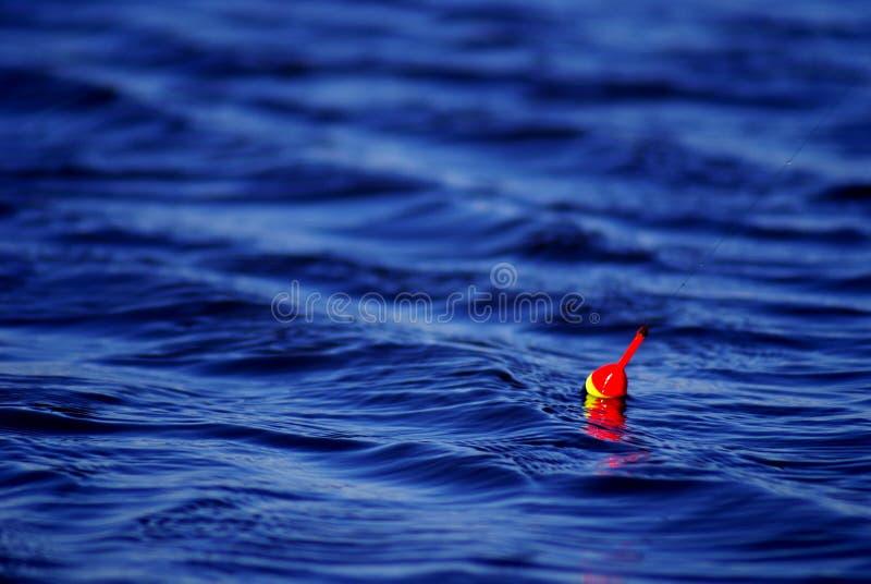 Pesca del flotador fotos de archivo