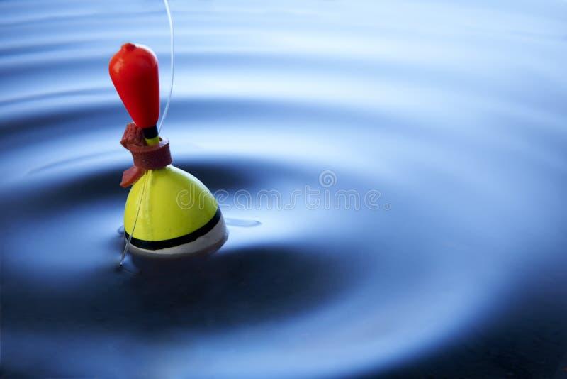 Pesca del galleggiante immagini stock libere da diritti