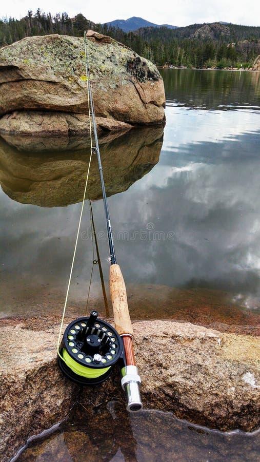 Pesca ida imagens de stock royalty free