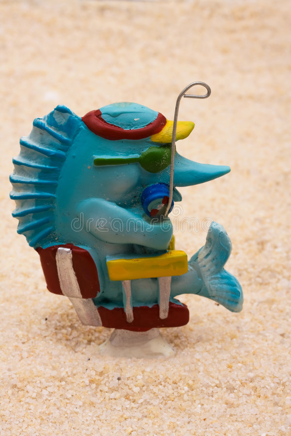Pesca ida imagem de stock royalty free