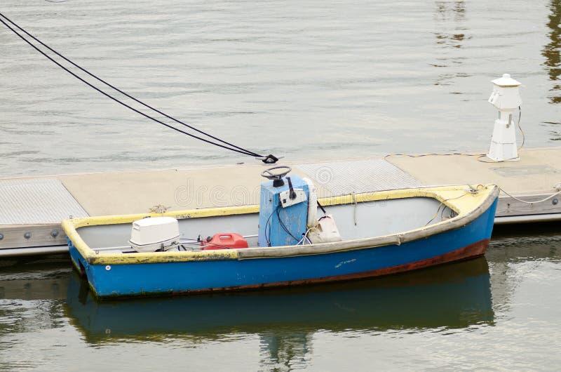 Pesca pequena fotografia de stock