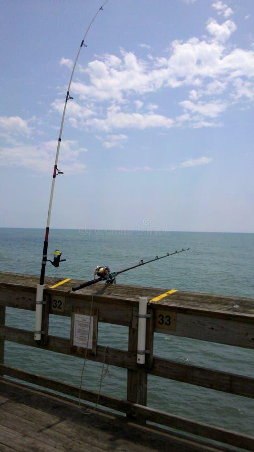 Pesca polos fotos de stock royalty free