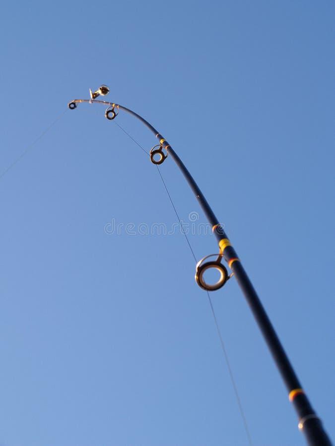 Pesca Rod fotos de stock