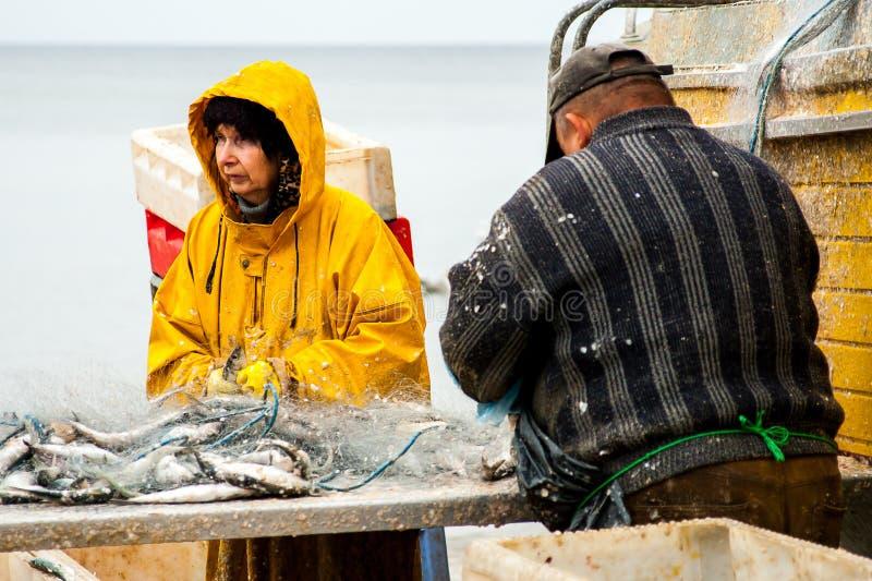 Pescador imágenes de archivo libres de regalías