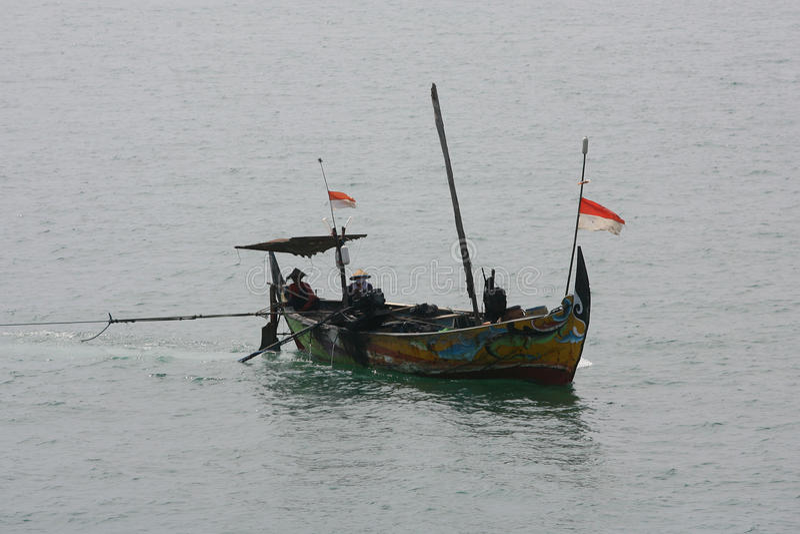 Download Pescadores imagen editorial. Imagen de java, indonesia - 42437440