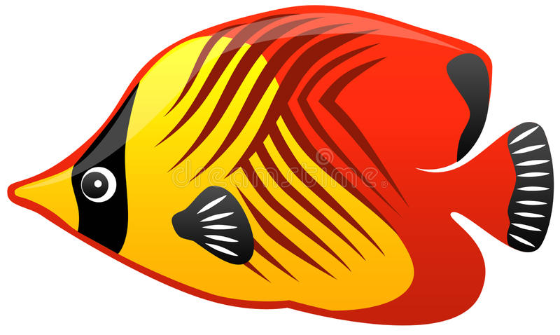 Pescados coloridos libre illustration