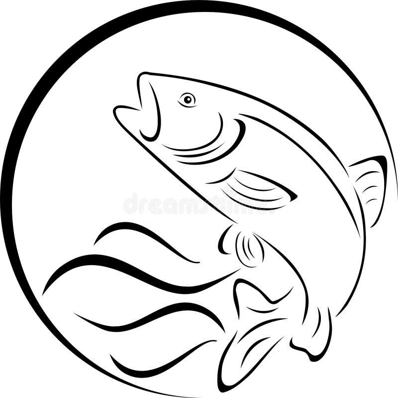 Increíble Pesca De La Lubina Para Colorear Bandera - Dibujos Para ...