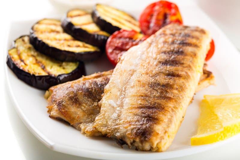 Download Pesce fotografia stock. Immagine di alimento, paprica - 117977256