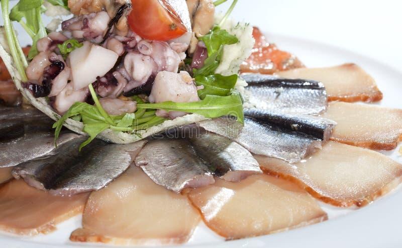Pesce assortito fotografia stock libera da diritti