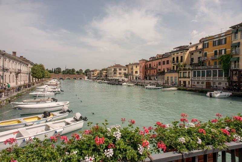 Peschiera del Garda стоковые фото