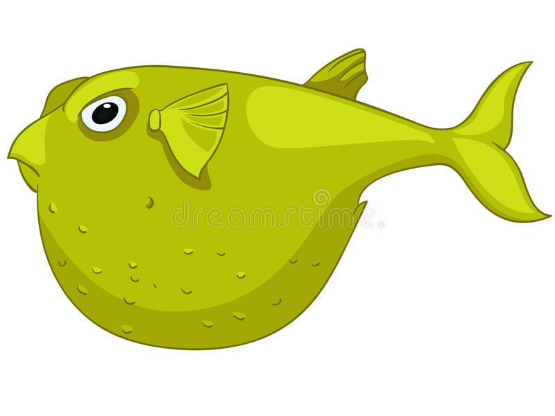 Pesci del personaggio dei cartoni animati fotografie stock for Sfondi animati pesci