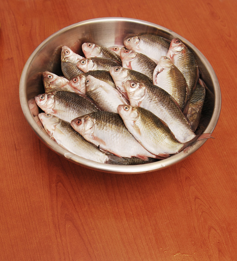 Download Pesci freschi fotografia stock. Immagine di crudo, alimento - 3876358