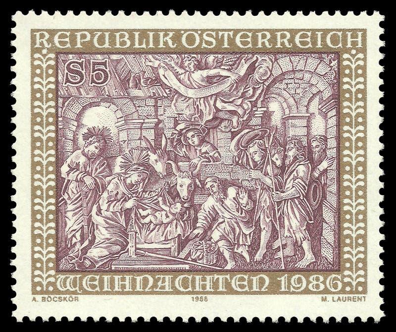 Pesebre de Schwantaler de la abadía cisterciense de Schlierbach libre illustration