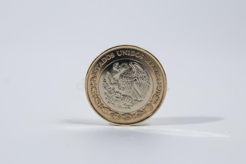 Peso mexicano imagem de stock royalty free