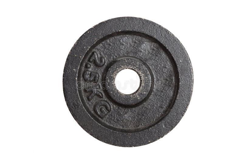 Download Peso Para La Pesa De Gimnasia Aislado Según Lo Cortado Foto de archivo - Imagen de dieta, pesado: 41908316