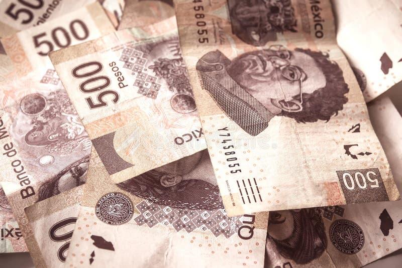 pesos royaltyfri bild