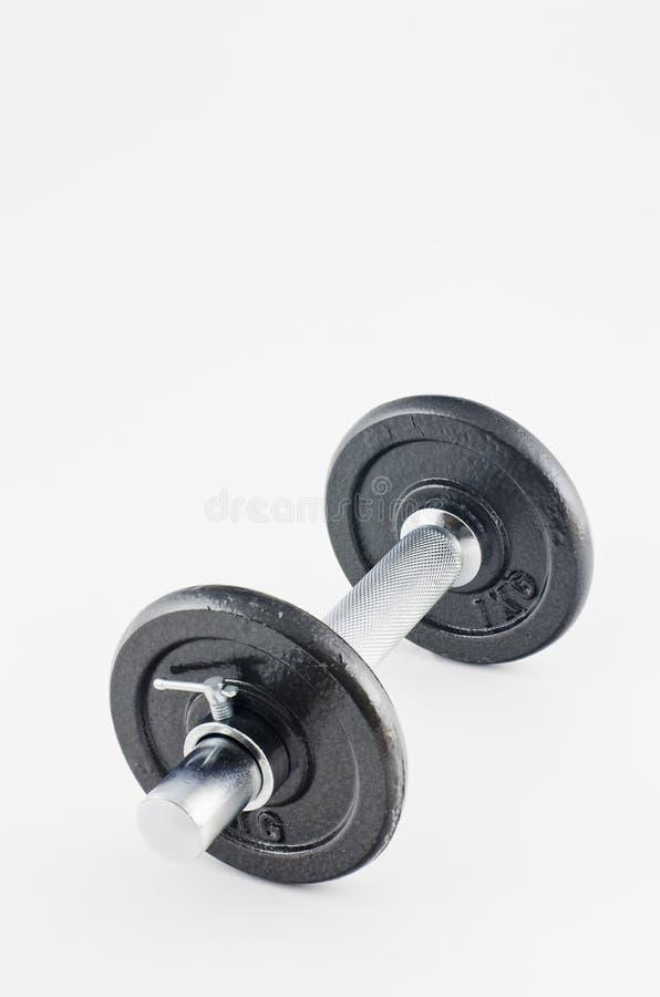 Pesos do Bodybuilding imagem de stock royalty free