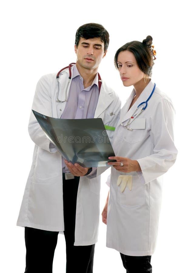 Pessoais médicos imagens de stock royalty free