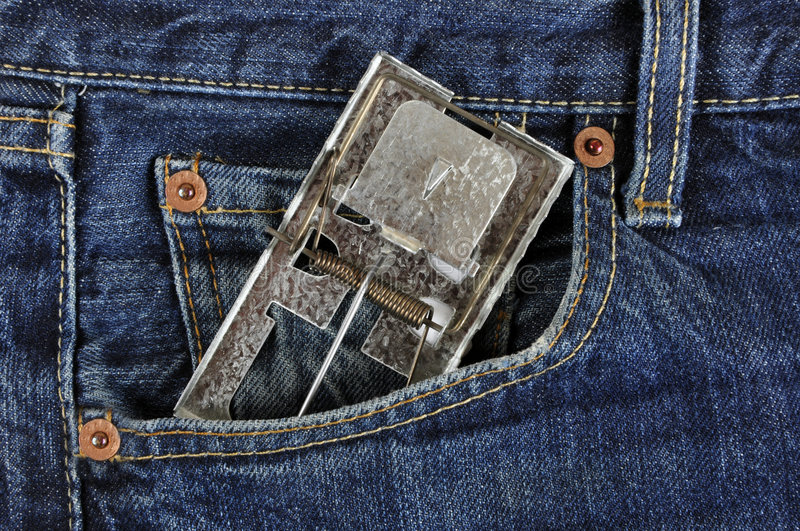 Download Pest control stock image. Image of trousers, trap, jeans - 7538069