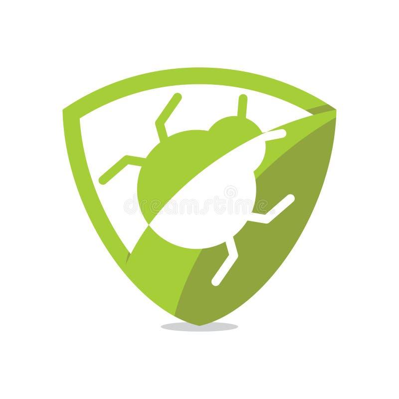 Pest Control stock illustration