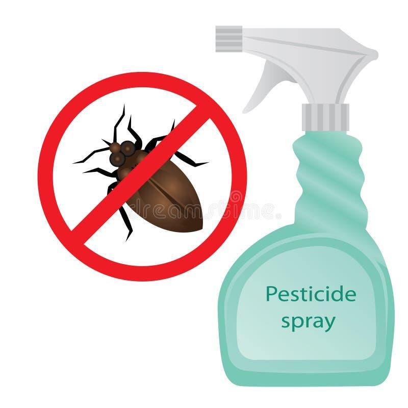 pesticida libre illustration