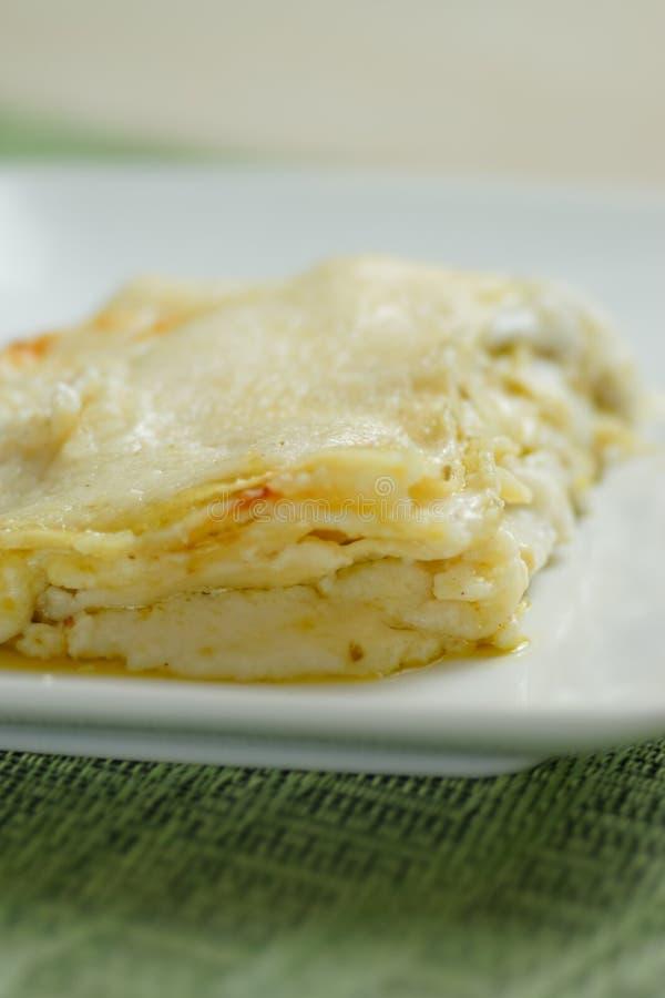 Pesto Al Lasagne στοκ εικόνα