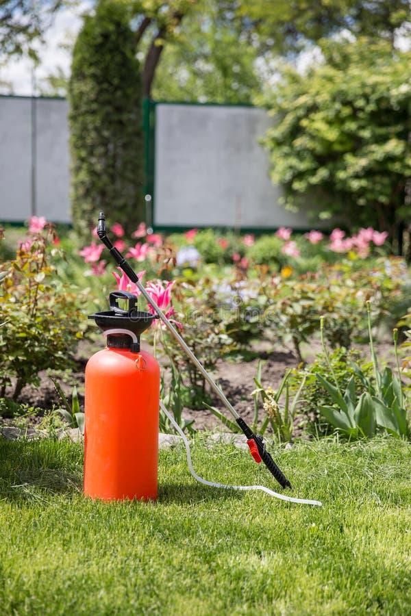 Pestycyd natryskownica zdjęcie stock