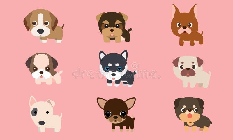 Pet1 stock illustratie