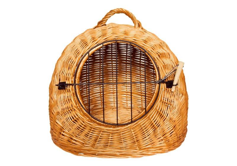Download Pet Carrier Basket Royalty Free Stock Images - Image: 21495719