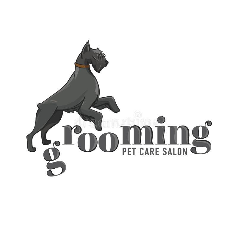 Cat Grooming Pet Shop Logo Template:  Logo Grooming Stock Illustrations 6,951 Logo Grooming