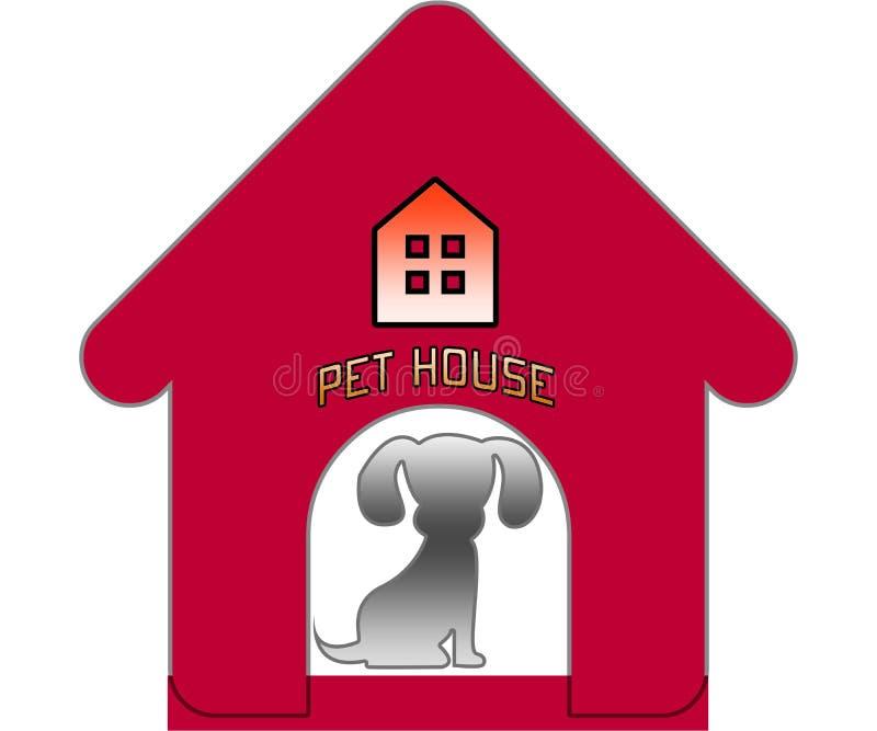 Pet House royalty free stock photo