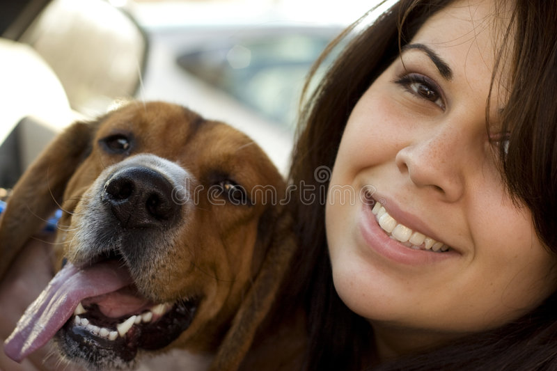 Pet lover stock photos
