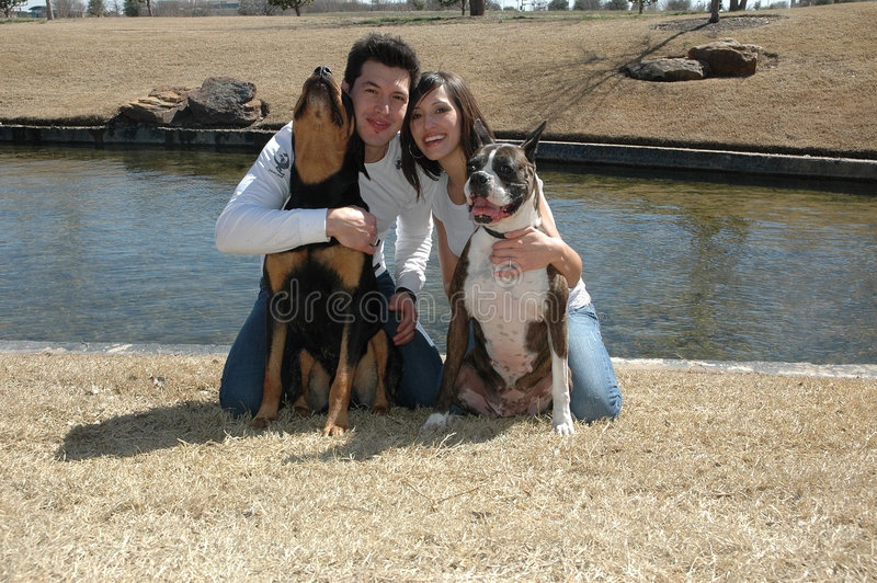 Download Pet Lovers stock image. Image of friend, animal, care - 2089869